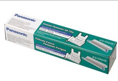 Panasonic KX-FA54E - 2 ks náhr. filmu pro fax KX-FP148/FC248CE