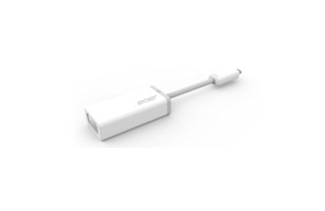 ACER microHDMi TO VGA CONVERTER FOR TABLETS - WHITE