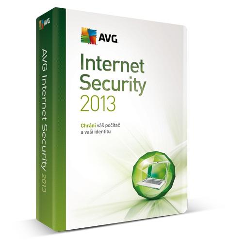 Prodloužení AVG Internet Security 1 lic. (24 měs.) RK Email