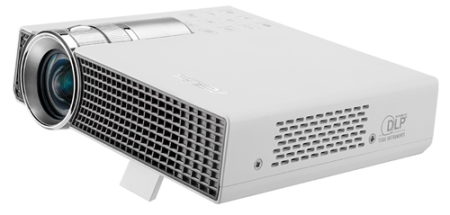 ASUS P2B LED projektor,HD,1280x800,Baterie,repro