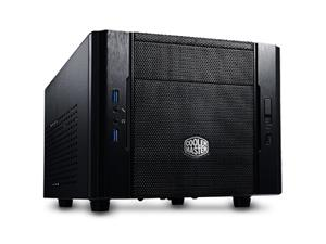 CoolerMaster case mini ITX Elite 130, black, USB3.0, bez zdroje