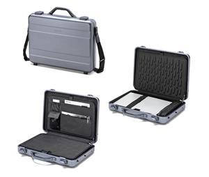 Dicota Alu Briefcase 15-17.3'' aktovka na notebook, hliníková