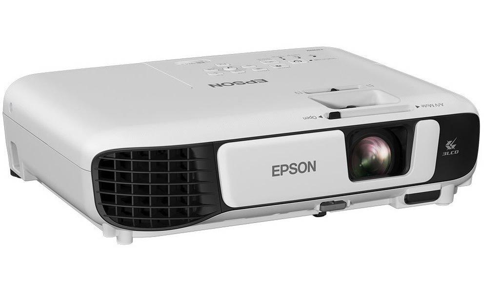 EPSON 3LCD/3chip projektor EB-W42 1280x800 WXGA/3600 ANSI/15000:1/HDMI/2W Repro/Wi-fi/