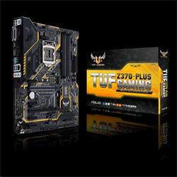 ASUS TUF Z370-PLUS GAMING soc.1151 Z370 DDR4 ATX M.2 USB3.1 DVI HDMI