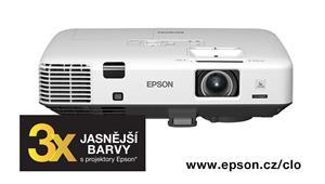 3LCD EPSON EB-1940W WXGA 4200,lan, hdmi