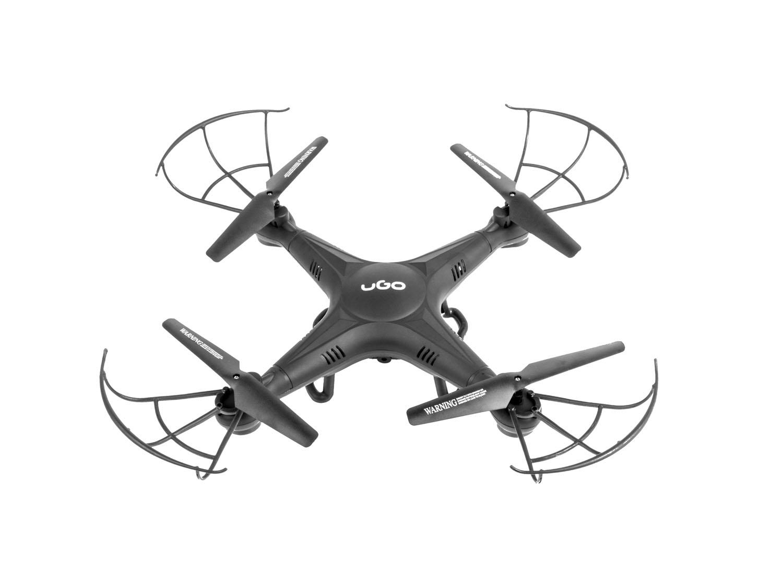 Dron UGO Fen, VGA