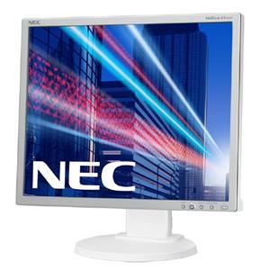 """NEC 19"""" EA193Mi - 1280x1024, IPS, W-LED, 250cd, D-sub, DVI, DP, Repro, stříbrno-bílý"""