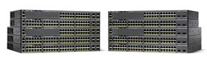 Cisco Catalyst C2960X-48LPS-L, switch, managed 24x10/100/1000 (PoE+) + 4x SFP 1Gbit