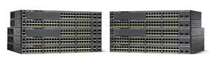 Cisco WS-C2960X-48FPS-L,48xGigE PoE 740W, 4x SFP