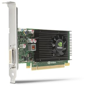 NVIDIA NVS 315 1GB PCIe x16 Graphics Card, (DMS 59 to 2x DVI, low profile)