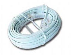 Gembird telefonní kabel 6P4C 5 metrů