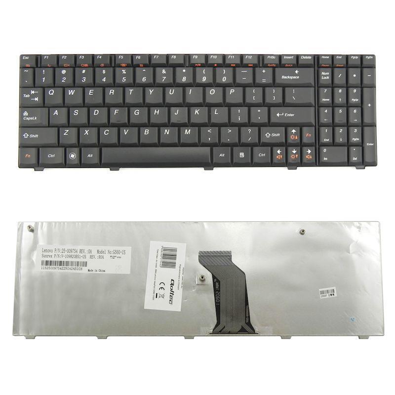 Qoltec Klávesnice pro notebook IBM/Lenovo IdeaPad G560 G565