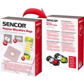 Sáčky Sencor SVC 45/52 (10ks)+vůně (5ks)