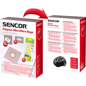 Sáčky Sencor SVC 7 (10ks)+vůně (5ks)