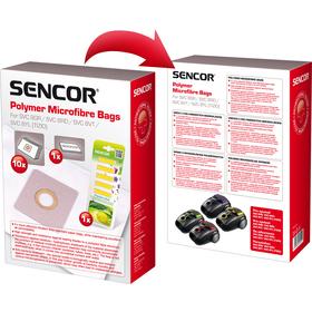 Sáčky Sencor SVC 8 (10ks)+vůně (5ks)