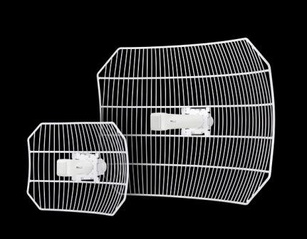 Ubiquiti AirGrid M5 HP, anténa 27dBi (1xZářič,1xSíto) outdoor klient MIMO 5GHz, AirMax Station
