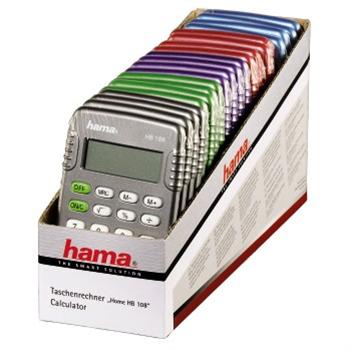 Hama kalkulačka Home HB 108
