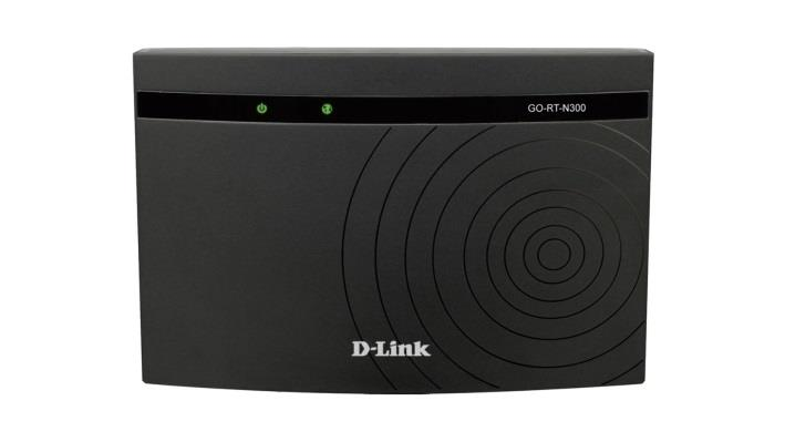 D-Link Go Wireless N300 Easy Router