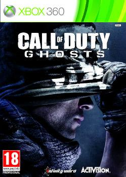 Call of Duty: Ghost (10) X360 EN