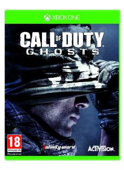 Call of Duty: Ghost (10) XBOX ONE EN