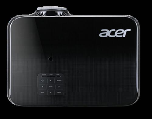 Acer P1386W / DLP / 3D / 1280x800 WXGA / 3500 ANSI / 20000:1/ VGA / HDMI/ 2,KG