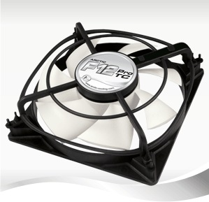 ARCTIC F8 PRO 80mm case fan low noise
