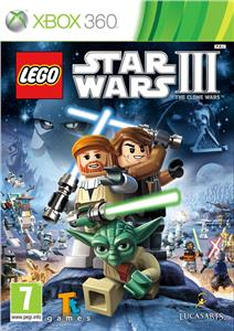 X360 - Lego Star Wars III: The Clone Wars
