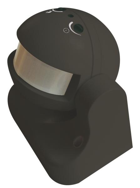 Emos pohybové infra (PIR) čidlo LX39, černé