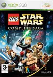 X360 - LEGO Star Wars: The Complete Saga