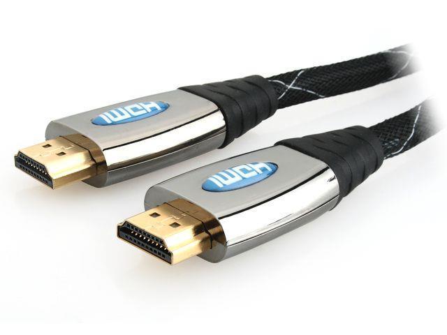 Gembird kabel HDMI male-male, premium, vysokorychlostní ethernet, 1.8 m
