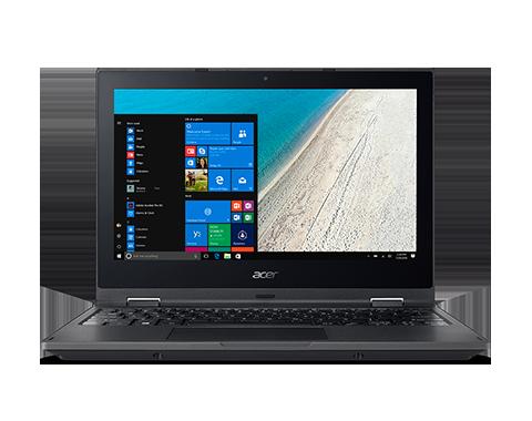 "Acer TravelMate B118-RN-P639 Pentium N4200/4GB+N/eMMC 64GB+N/A/HD Graphics/11.6"" FHD IPS Touch matný/BT/W10 S/Black"