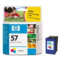 HP C6657AE Ink Cart No.57 pro DJ 5550, PS 7x50, 7x60,17ml, Color