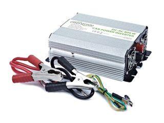 EnerGenie měnič napětí AC/DC 12V(automobil) na 230V 800 W