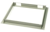 Spodní montážní rám pro ventilační jednotku