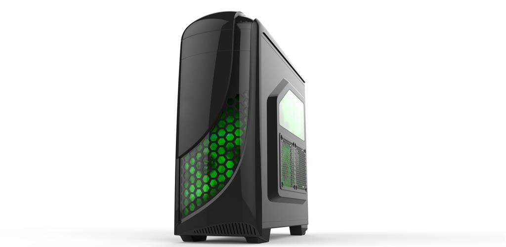 X2 PC skříň - ANUBIS