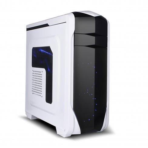 X2 ATX pc gamer case - SPITZER 20