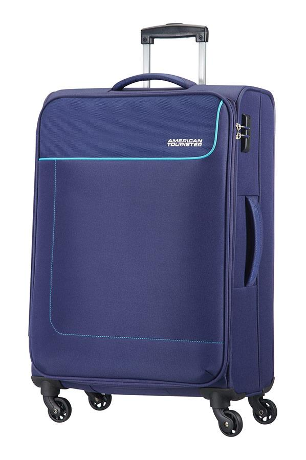 Cabin spinner American Tourister 20G01002 FUNSHINE 55/20 cm just luggage, blue