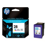 Tisková náplň HP 28 3barevná | 8ml | dj3320/3325/3420_SHORT TERM