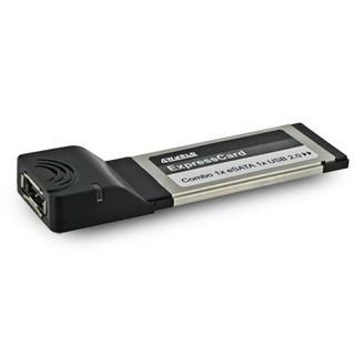 4World řadič ExpressCard | Power eSATA Combo 1x eSATA 1x USB 2.0
