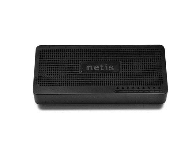 Netis ST3108S 8 Port Fast Ethernet Switch