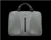 "Smartsuit 16"" Carrybag Briefcase- silver flamengo"
