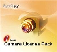 Synology Licenční balíček pro kamery - 1 kamera