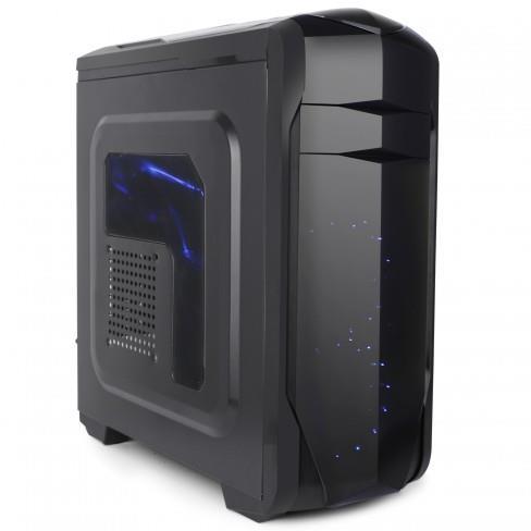 PC skříň X2 Spitzer 20 černá