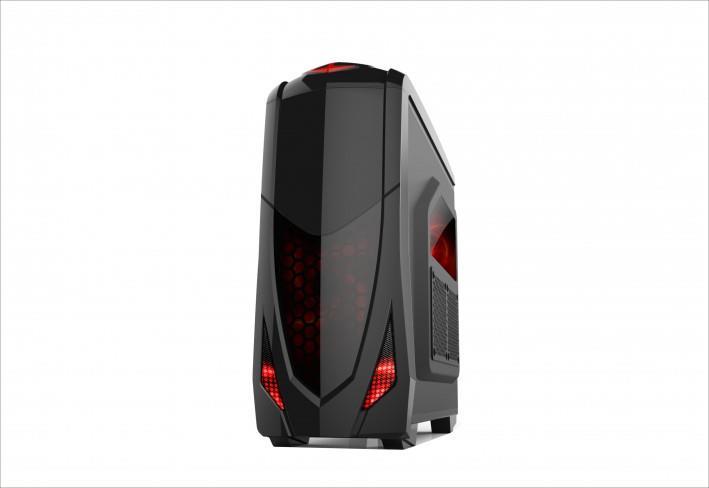 X2 PC skříň - SAMURAI