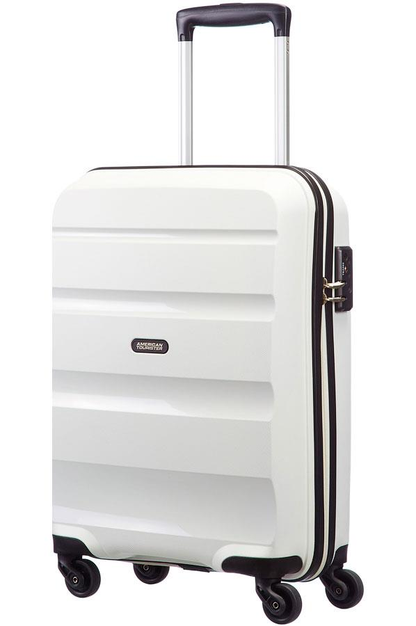 Cabin spinner American Tourister 85A05001 BonAir Strict S 55 4wheels, white