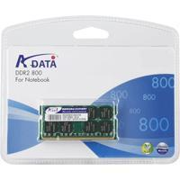 ADATA 2GB 800MHz DDR2 CL5 SODIMM