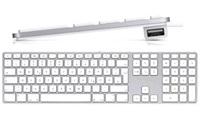 APPLE Keyboard with Numeric Keypad- international