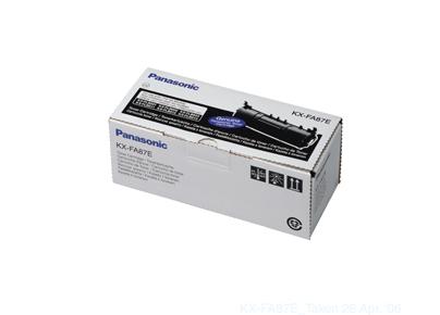 Panasonic KX-FA87E, toner pro KX-FLB803/813/833/853, 2500str