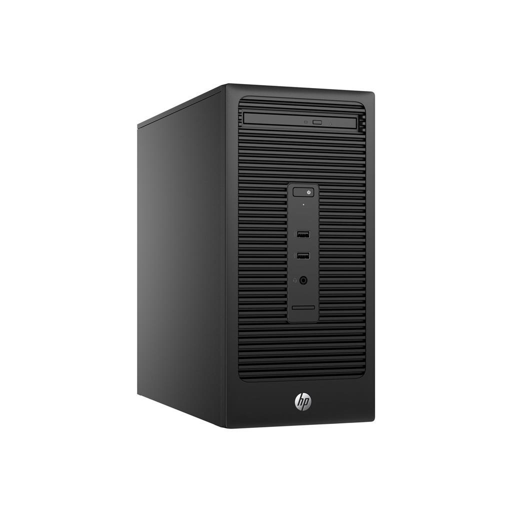 HP 280 G2 MT i3-6100 4GB 256SSD Win 10 Pro + Win 7 Pro EN + záruka 3 roky NBD