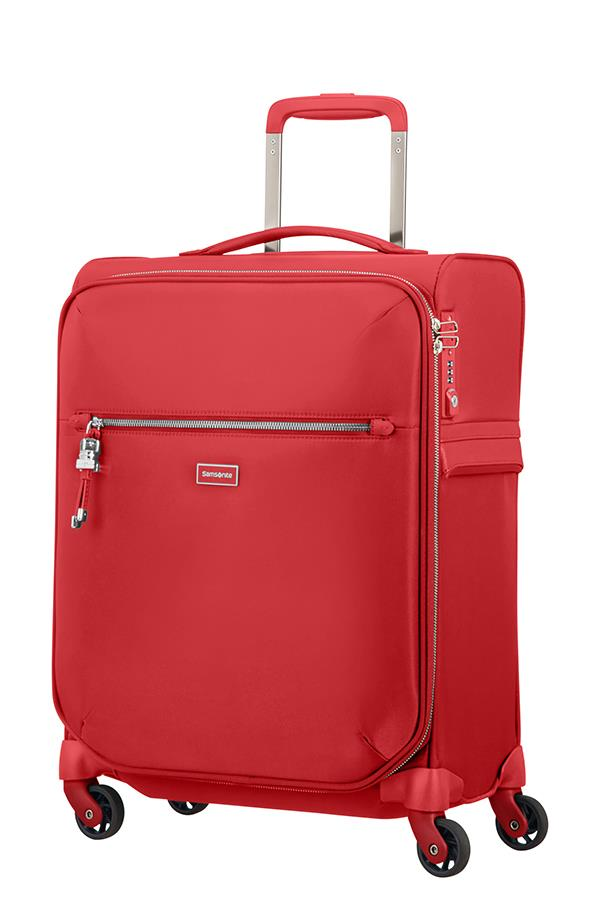 Suitcase spinner SAMSONITE 60N40001 Karissa Biz Spinner 55/20-Formula Red